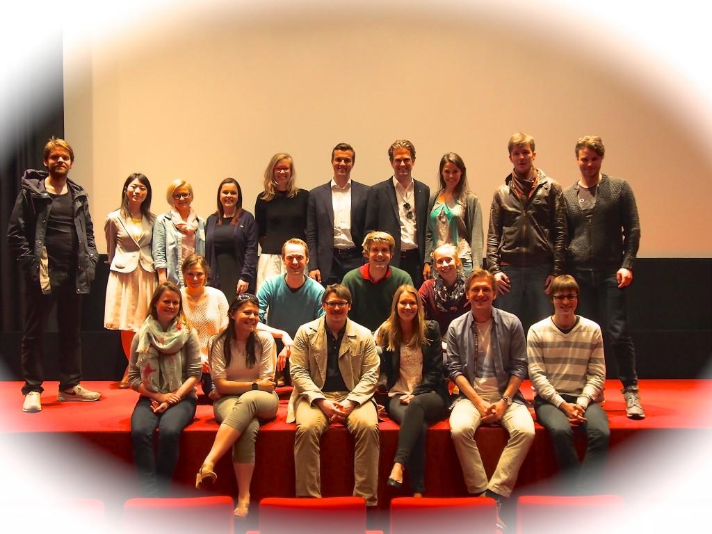 RAC Munich International at HFF Munich